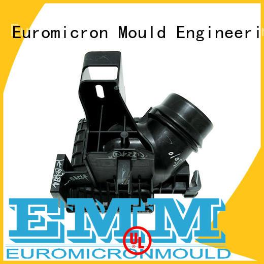 Euromicron Mould seat automotive plastics one-stop service supplier for businessman