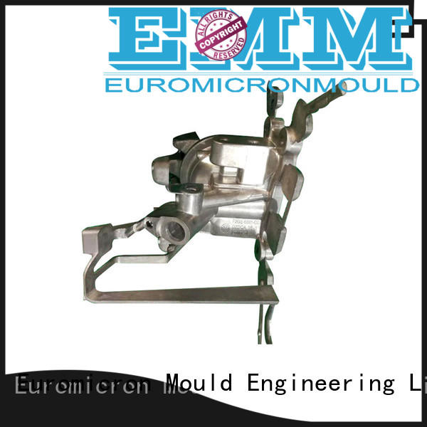 Euromicron Mould automobile diecast autos export worldwide for auto industry