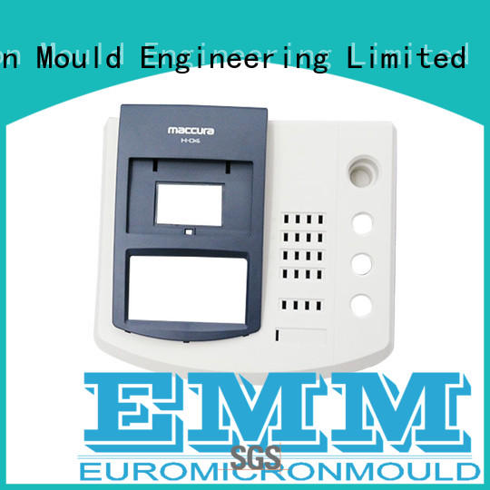 Euromicron Mould maccura medical device parts manufacturer for hospital