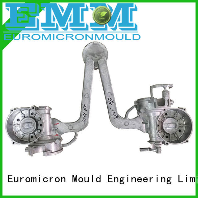 Euromicron Mould casting car parts trader for industry