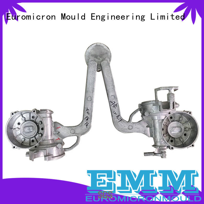 Euromicron Mould twinshot die casting car innovative product for industry