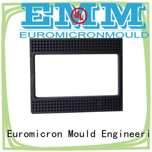 Euromicron Mould quick delivery plastic enclosure box manufacturer for andon electronics