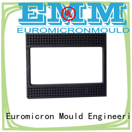 Euromicron Mould quick delivery plastic enclosure box manufacturer for andon electronics