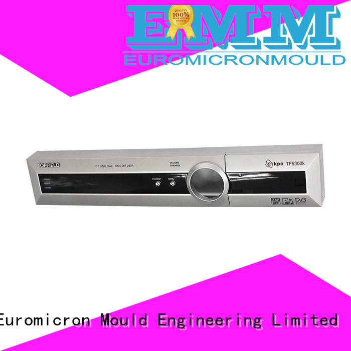 Euromicron Mould high efficiency electronic parts manufacturer for andon electronics