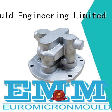Euromicron Mould aluminum car parts innovative product for auto industry