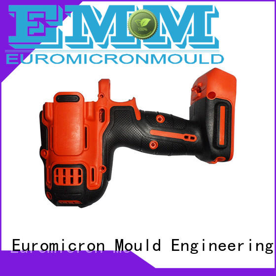 Twin-shot injection mold