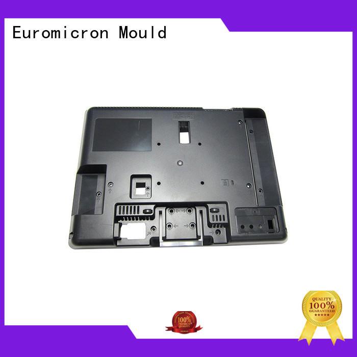 injection molding companies plastic part molding design abb Euromicron Mould Brand