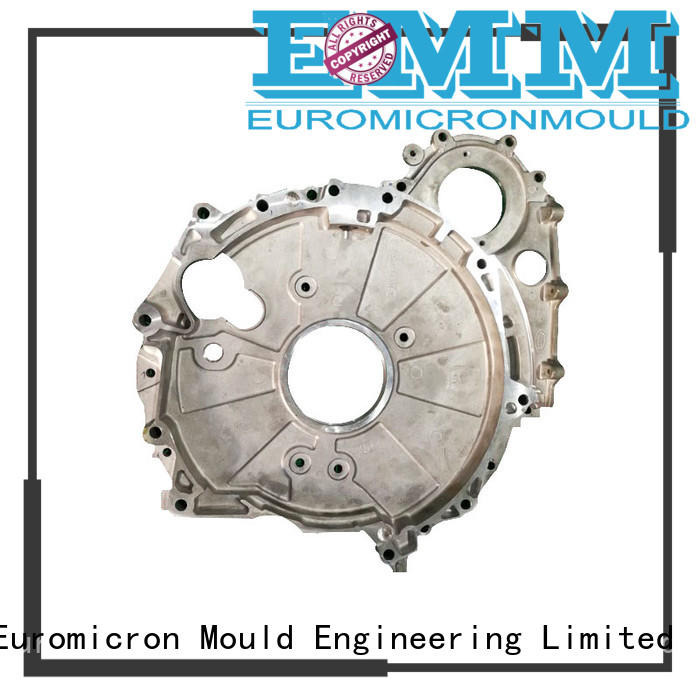 Euromicron Mould tee auto cast export worldwide for auto industry