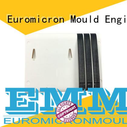 Euromicron Mould electronicmmunication plastic enclosure customized for andon electronics