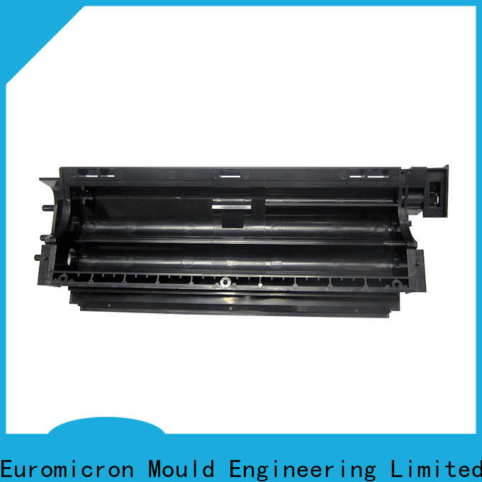 Euromicron Mould molding plastic parts awarded supplier for home application