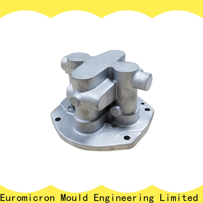 Euromicron Mould mold die cast auto innovative product for auto industry