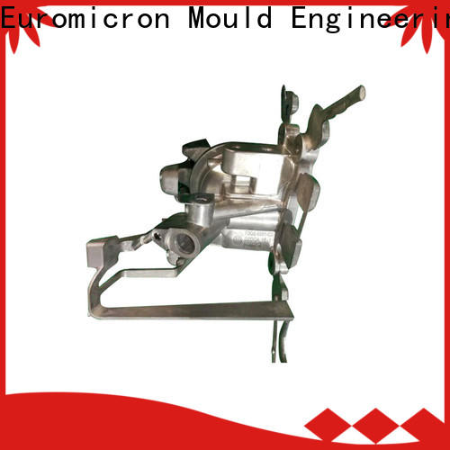 Euromicron Mould by diecast car parts export worldwide for industry