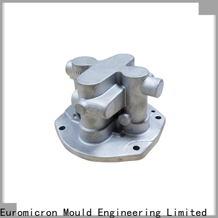 Euromicron Mould diecasting casting auto export worldwide for global market