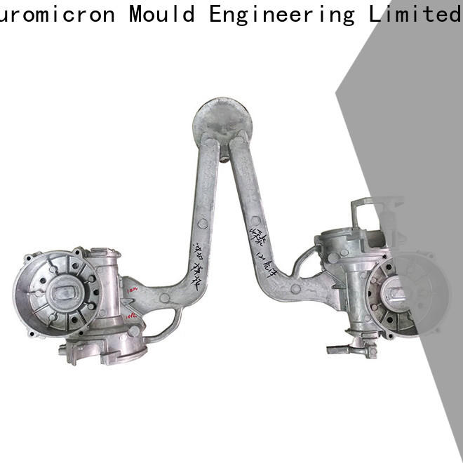 Euromicron Mould injection auto die casting export worldwide for global market