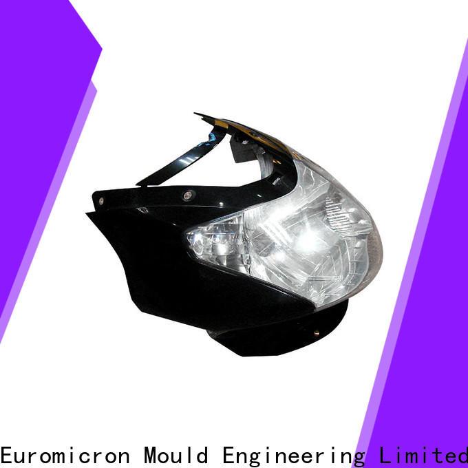 Euromicron Mould grid automotive plastics one-stop service supplier for businessman