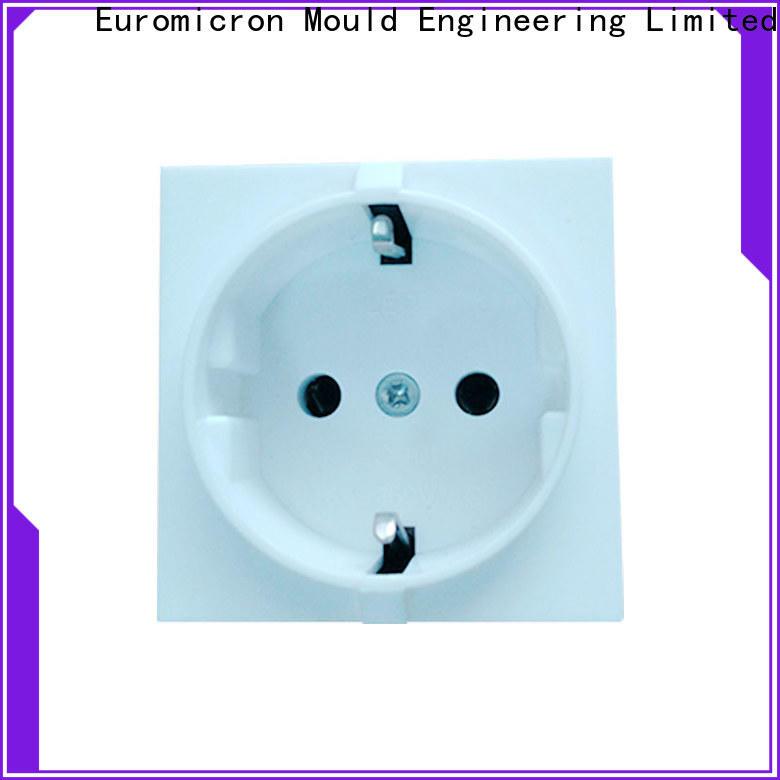 Euromicron Mould electronic plastic enclosure box wholesale for andon electronics