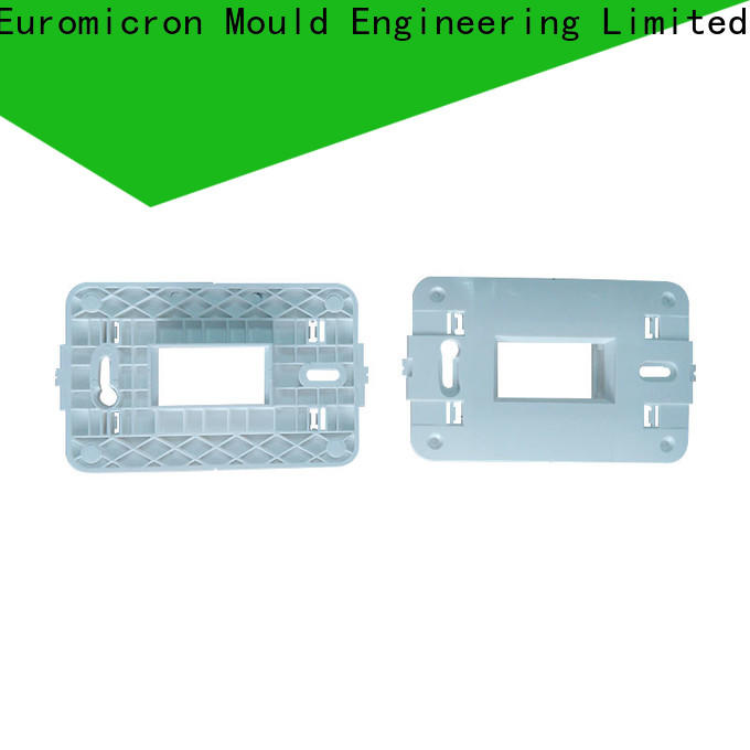 Euromicron Mould injection electronic parts wholesale for electronic components