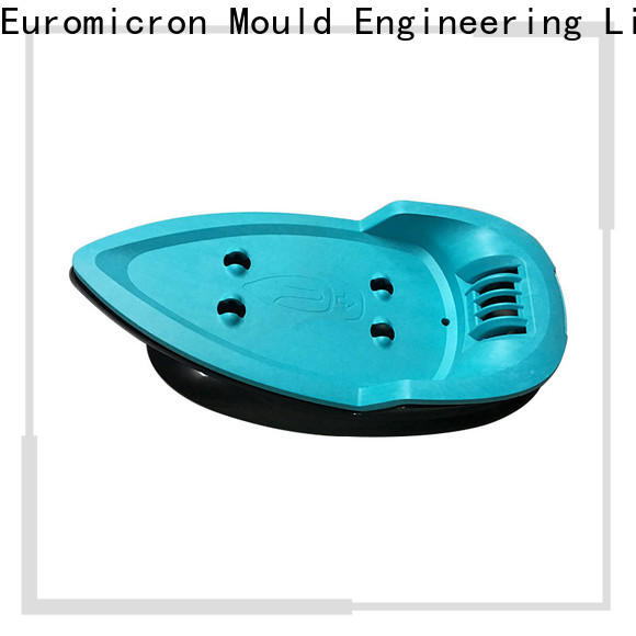 Euromicron Mould strong packing custom injection molding awarded supplier for various occasions