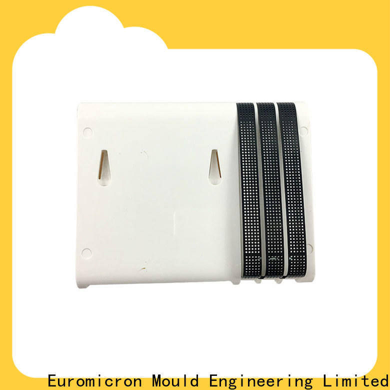Euromicron Mould precision plastic prototype supplier for electronic components