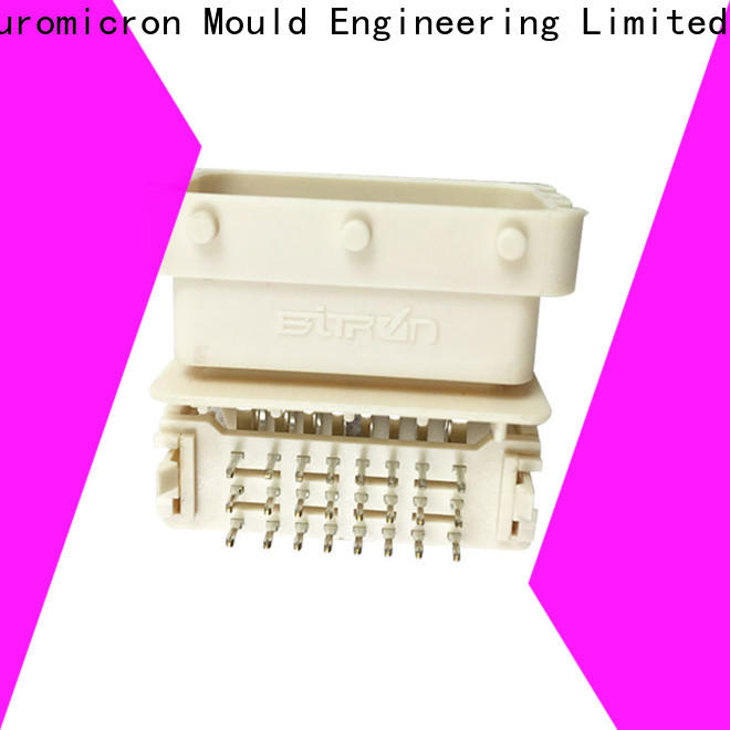Euromicron Mould quick delivery plastic enclosure customized for electronic components