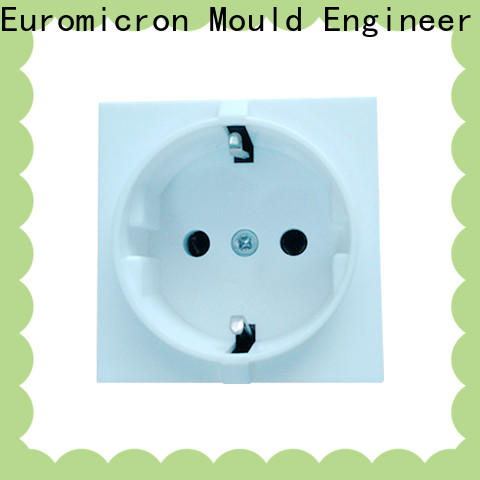 Euromicron Mould molding plastic enclosure customized for andon electronics