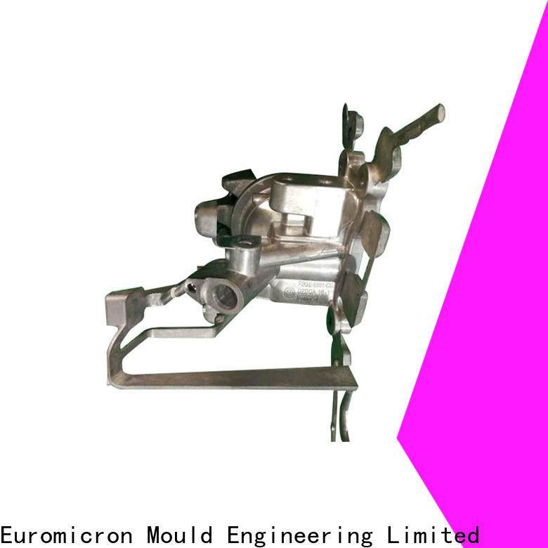 Euromicron Mould pipe auto die casting export worldwide for global market