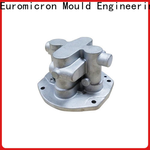 Euromicron Mould parts casting auto innovative product for auto industry