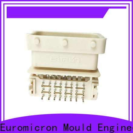 Euromicron Mould high efficiency electronic parts supplier for electronic components
