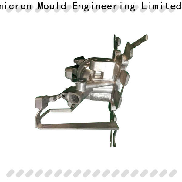 Euromicron Mould diecasting aluminum car parts export worldwide for global market