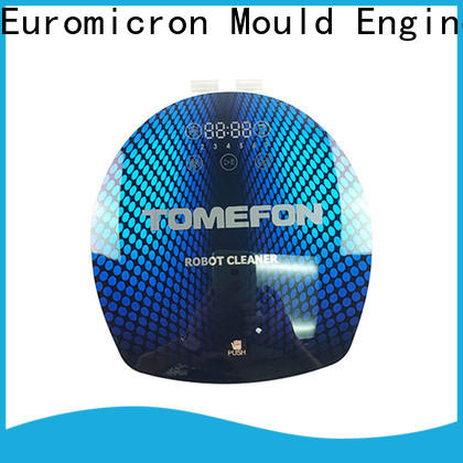 Euromicron Mould sturdy construction plastic parts request for quote for home