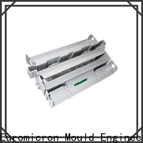 Euromicron Mould strong packing plastic parts bulk purchase for home application