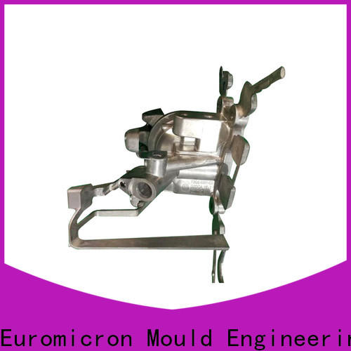 Euromicron Mould parts auto die casting export worldwide for auto industry