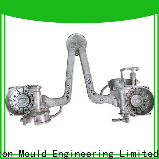 Euromicron Mould molding aluminum car parts export worldwide for global market