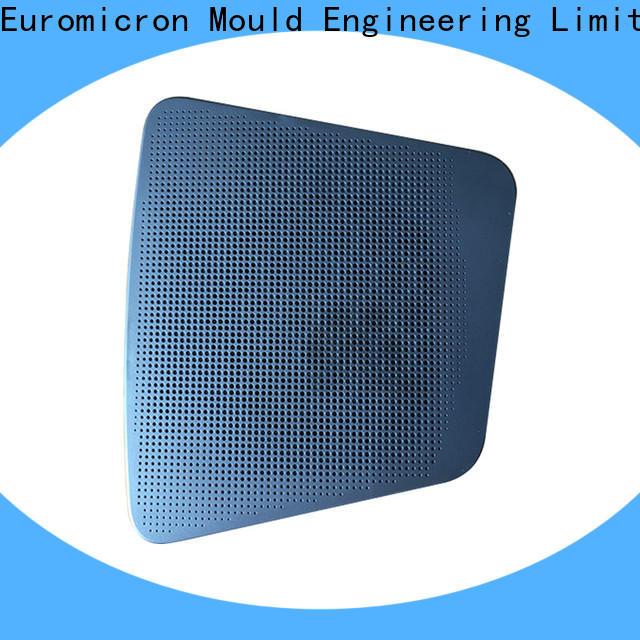 Euromicron Mould decorative cnc machining parts one-stop service supplier for businessman
