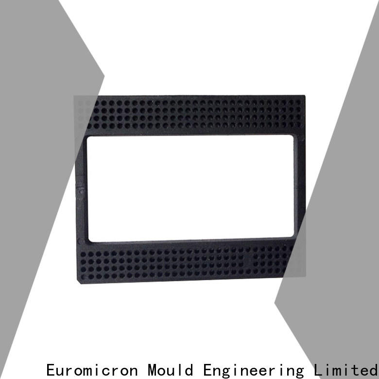 Euromicron Mould high productivity plastic enclosure supplier for andon electronics