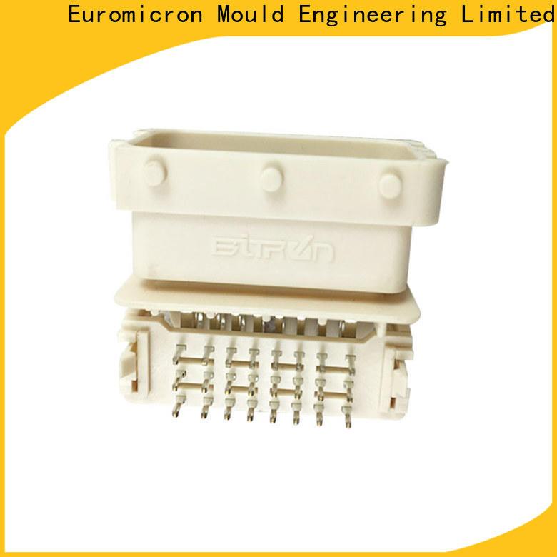 Euromicron Mould precision plastic enclosure box customized for andon electronics