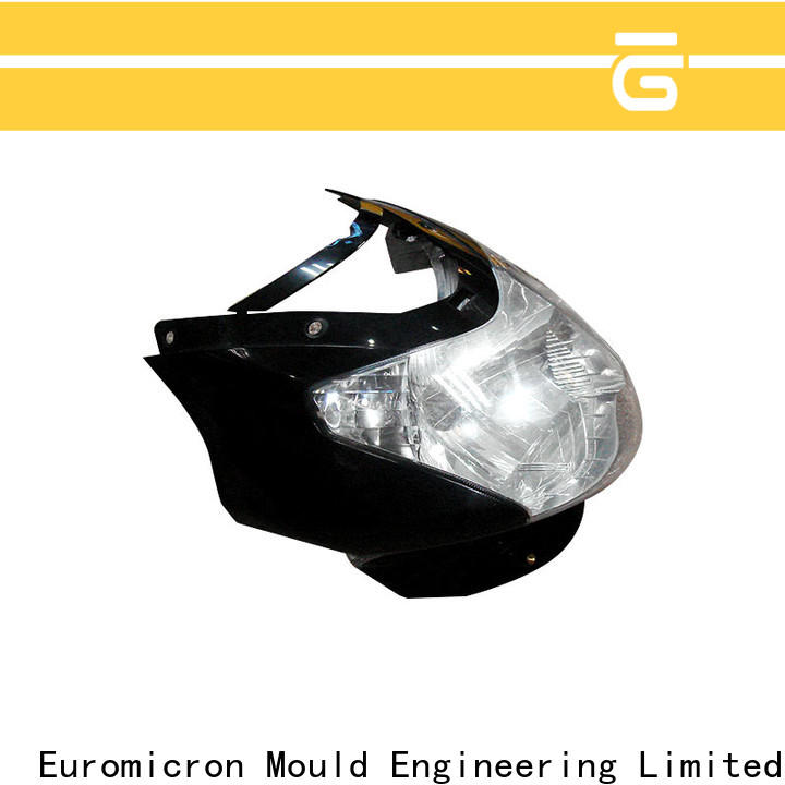 Euromicron Mould made custom injection mold one-stop service supplier for trader