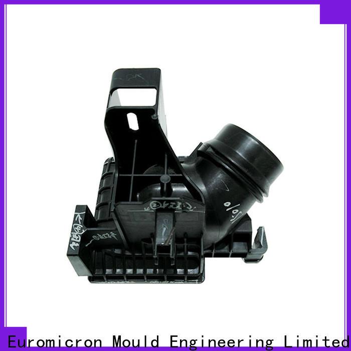 Euromicron Mould nylon automotive plastic parts manufacturers renovation solutions for businessman