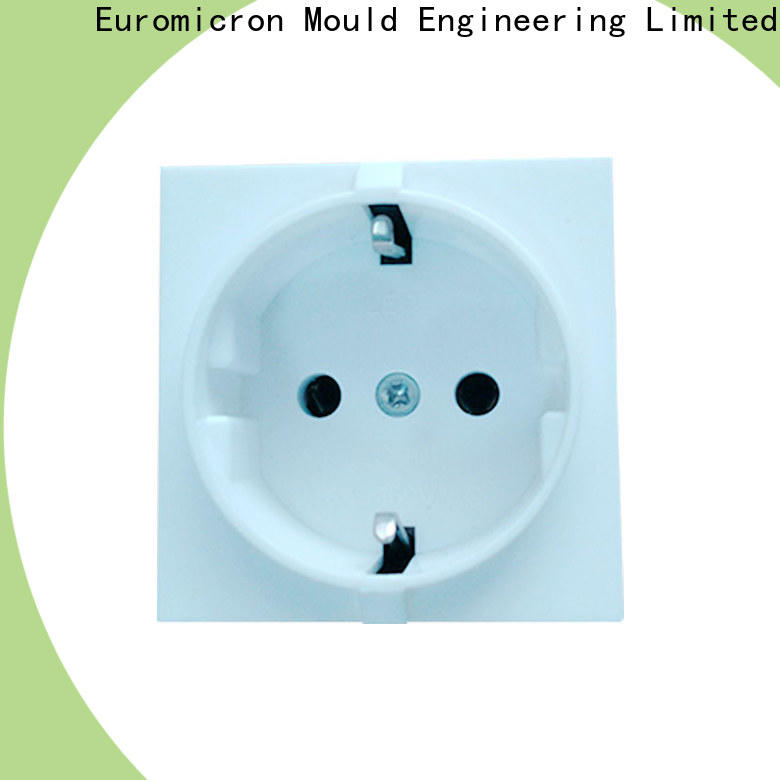 Euromicron Mould andon custom plastic cases for electronics customized for electronic components