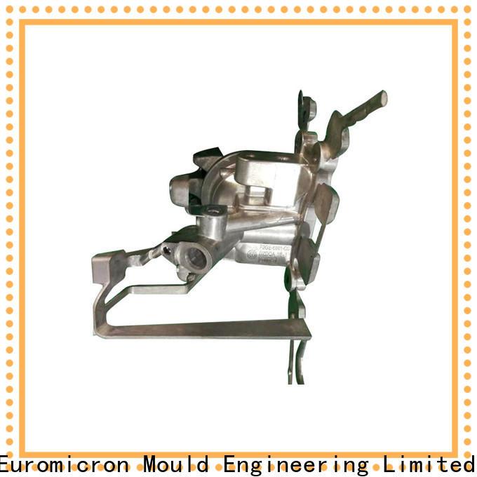 Euromicron Mould jaguar aluminum die casting auto parts trader for industry