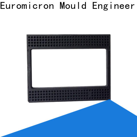 Euromicron Mould quick delivery injection moldable plastics supplier for andon electronics