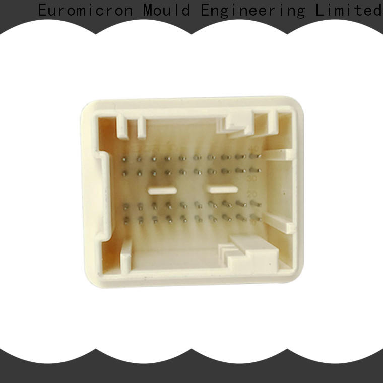 Euromicron Mould electronicmmunication electronic injection moulding machine supplier for electronic components