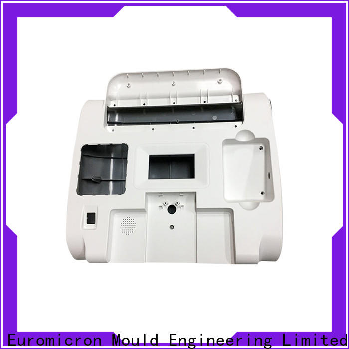 Euromicron Mould maccura medical plastic molding supplier for medical device