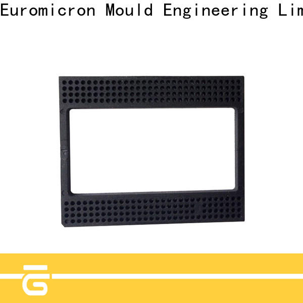 Euromicron Mould high efficiency plastic housing for electronics supplier for andon electronics