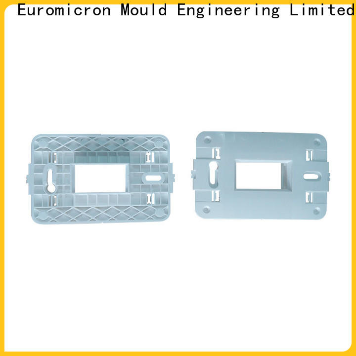 Euromicron Mould high efficiency plastic enclosures for electronics supplier for andon electronics