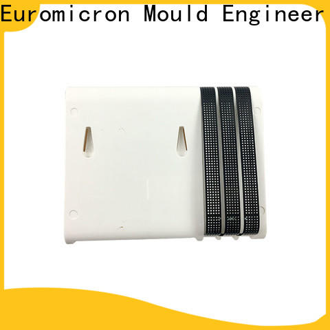 Euromicron Mould precision precision molded plastics manufacturer for electronic components