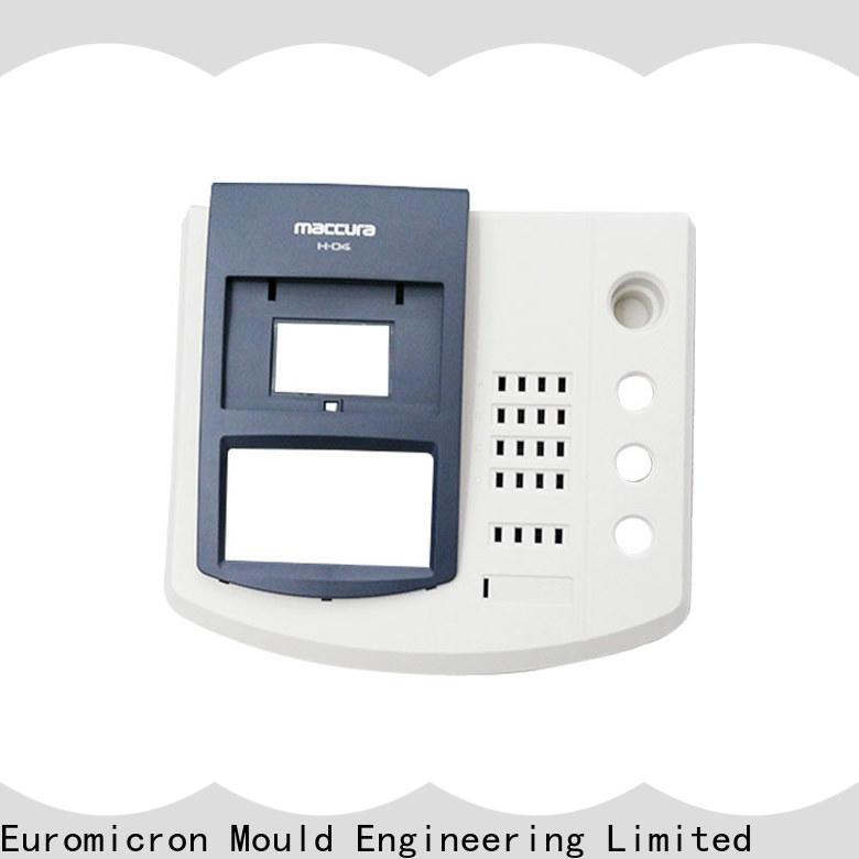 Euromicron Mould trade assurance medical plastic molding supplier for businessman