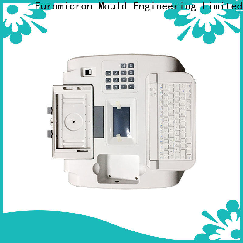Euromicron Mould coagulation Plastic Monitoring shell supplier for trader